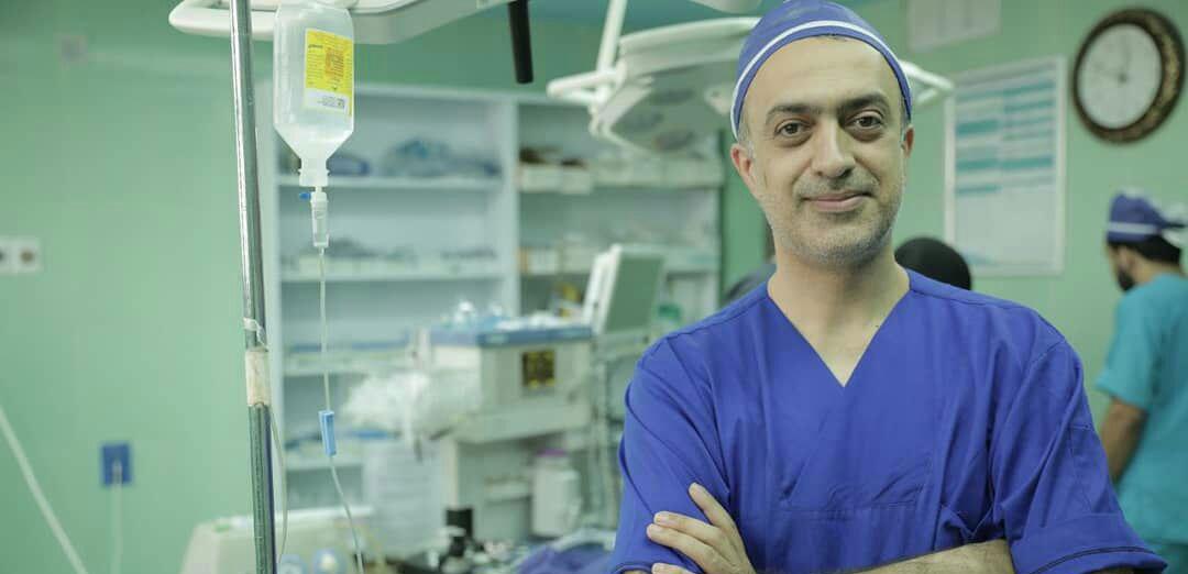 Dr. Mohammadreza Tarahomi
