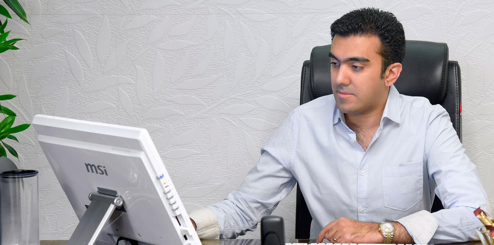 Dr. Amin Amali