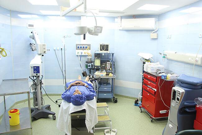 Femto-Ring Implantation
