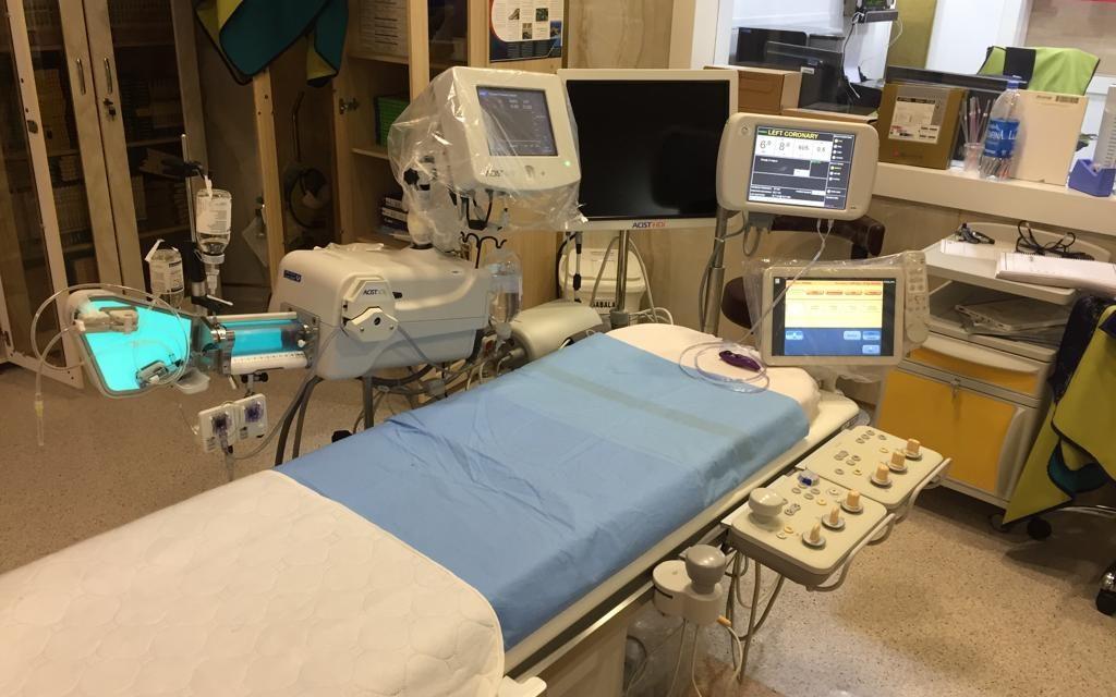 CABG - Coronary Artery Bypass Graft