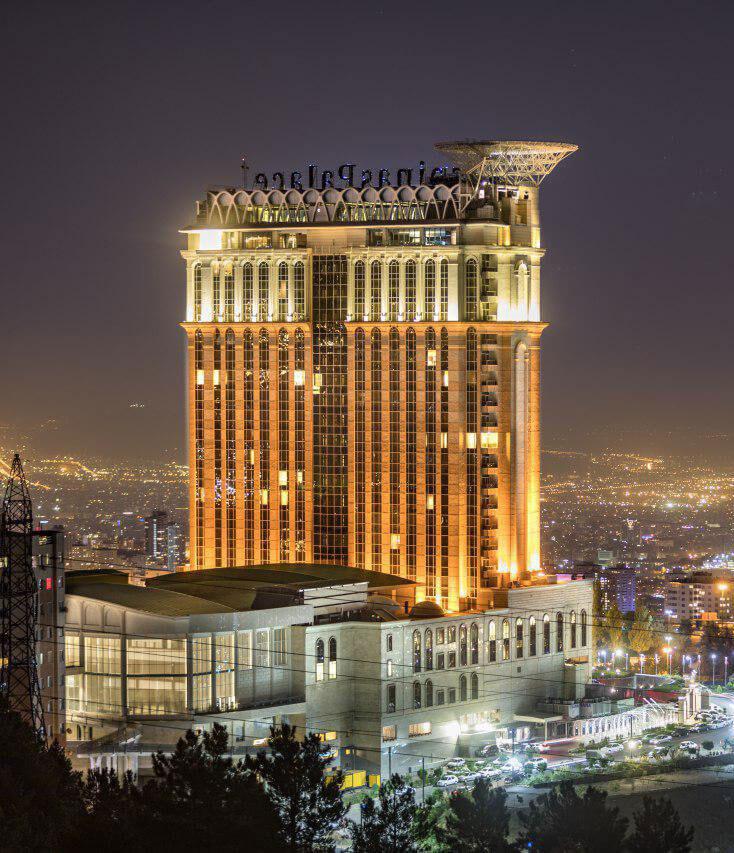 Espinas Palace 5 Star Hotel- Tehran