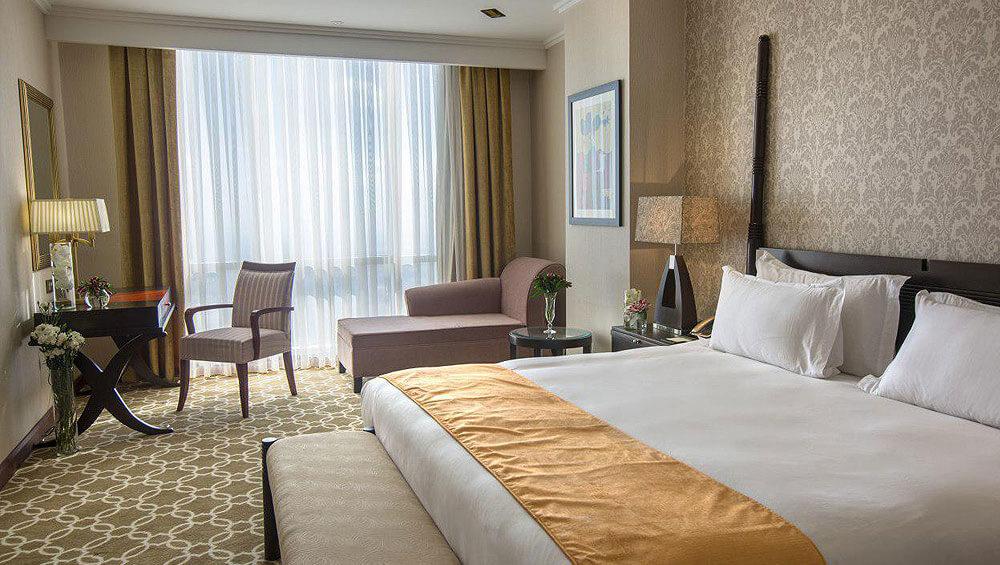 Espinas Palace 5 Star Hotel Standard Room - Tehran
